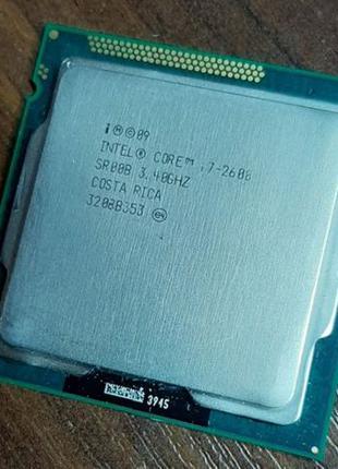 Процесор Intel® Core ™ i7-2600 3.8GHz