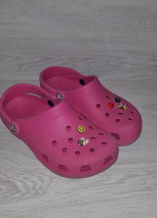 Кроксы, crocs оригинал 38 -39 размер
