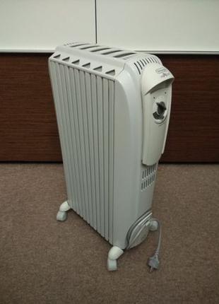 Масляный радиатор DELONGHI TRD 0615 Dragon3