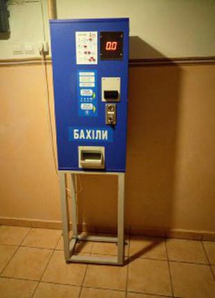 Торговий автомат по продажу бахіл