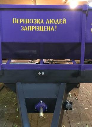 Прицеп тракторный 2ПТС-4;2ПТС-6,от производителя.