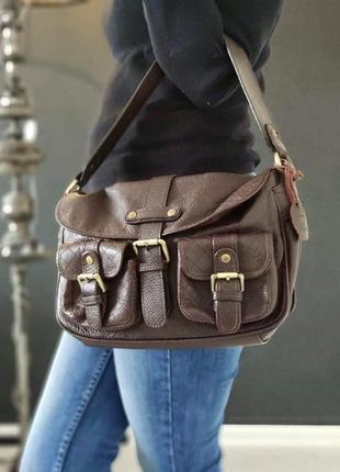 Boutique accessories. сумка из натуральной кожи.