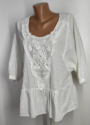 Блуза zara basic размер 40