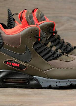 Кроссовки мужские  nike air max 90 sneakerboot