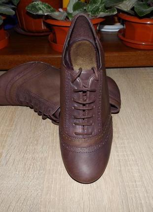 Туфли , оксфорды , броги clarks