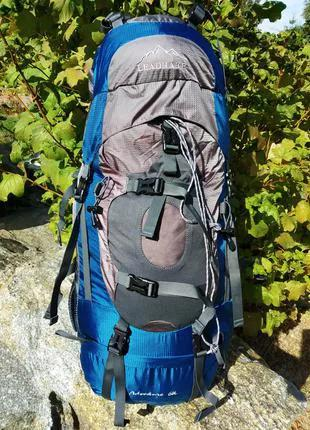 Рюкзак туристический LEADHAKE объем 60 литров
