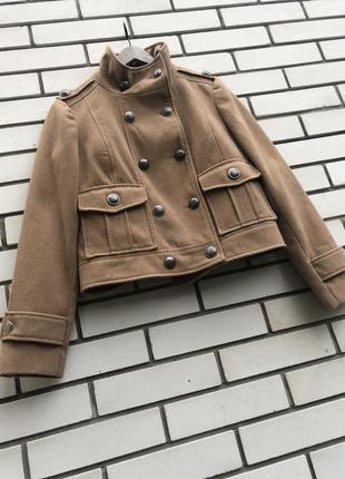 Кэжуал,жакет, пиджак,пальто,полупальто,кэмел блейзер zara