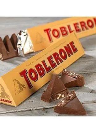 Шоколад Toblerone Швейцария Оригинал