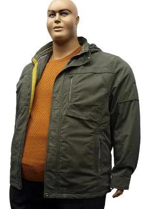 CORBONA весенняя мужская куртка большого размера