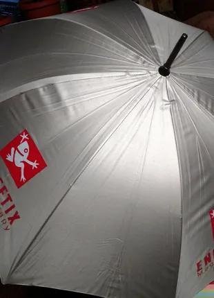 Зонт женский трость автомат ENERGETIX Новый. Эксклюзив.