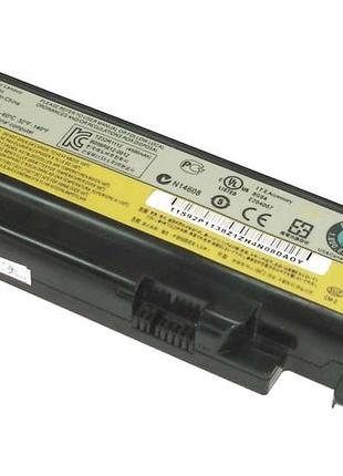 Аккумулятор Lenovo L10S6Y02 Y470 10.8V Black 5200mAh