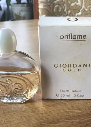 Парфюмированая вода giordani gold oriflame Oriflame