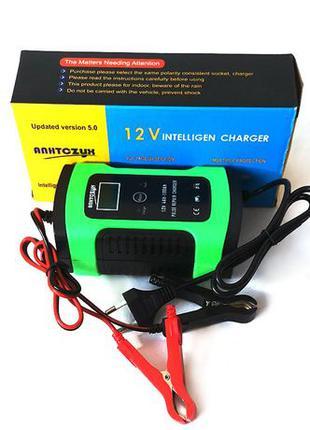Автоматическое зарядное устройство автомобильного аккумулятора...
