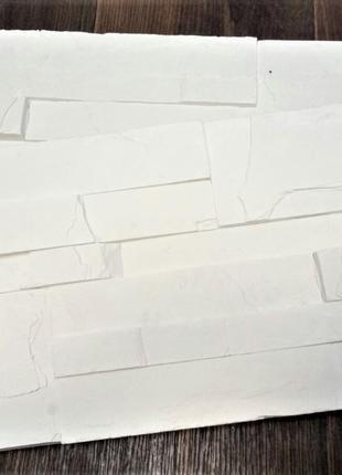 Гипсовые 3-Д  панели,декоративный кирпич (сланец).