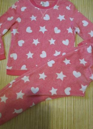 Пижама махровая love to lovnge размер l