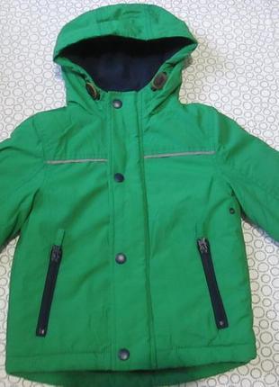 Куртка курточка деми george 12-18мес 81-86см
