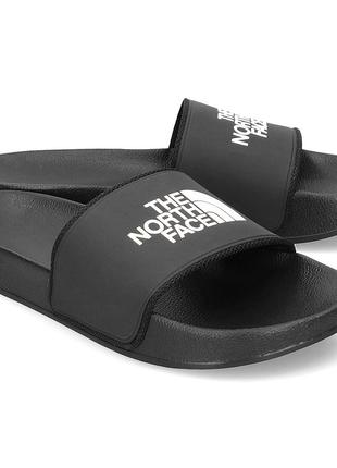 Женские шлепанцы The North Face Base Camp Slide II Black