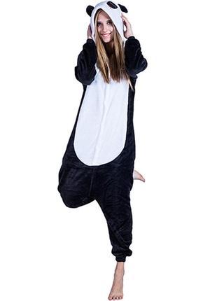 Кигуруми панда пижама домашний костюм