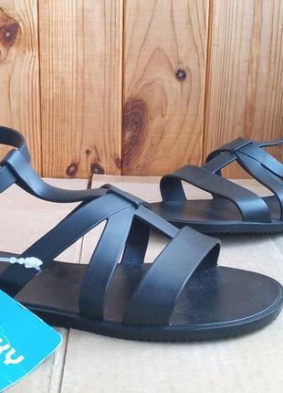 Стильные новые босоножки шлепанцы zaxy сандалии оригинал