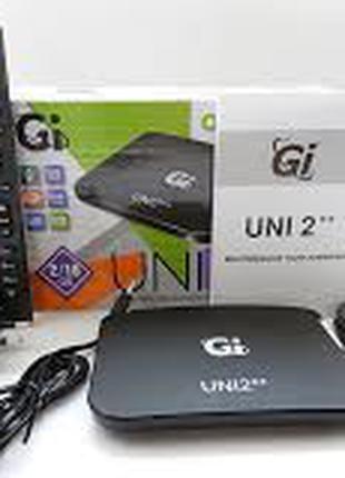 Андроид Т2 смарт тв приставка GI Uni 2 - BuyMe в ХарьковеИнформац