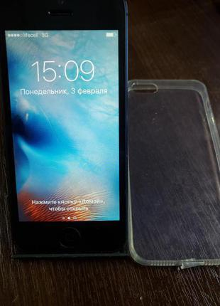 Apple iPhone 5 A1429 32ГБ LTE из США ! Неверлок ! Чистый ID
