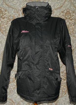 Теплая куртка no fear 10р зима