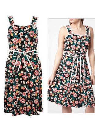 Платье в ретро стиле