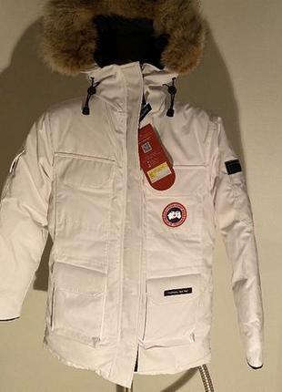 Зимняя курточка Canada Goose, пуховик EXPEDITION