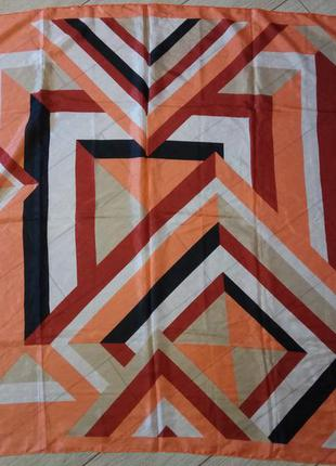 Шелковый платок c&a