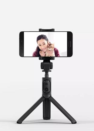 4в1 Трипод Монопод Штатив Селфи палка Xiaomi Tripod Selfie Stick