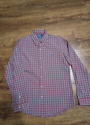 Новая мужская polo ralph lauren рубашка