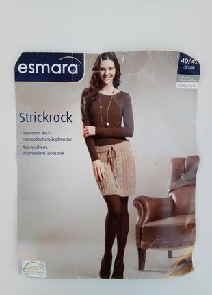 Вязаная юбка esmara