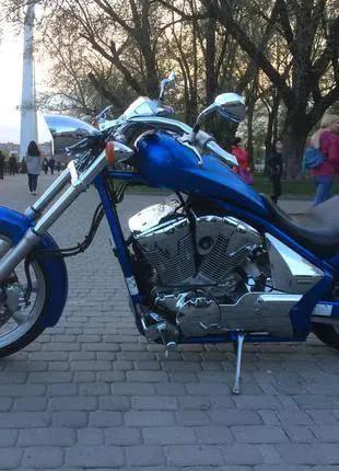 Мотоцикл Honda Fury