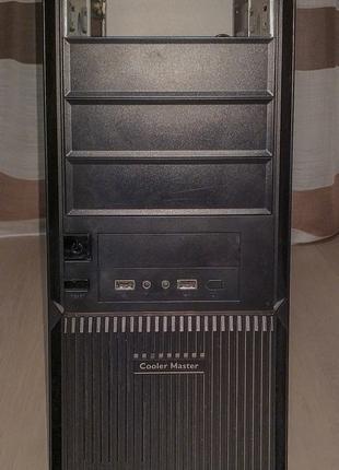 ПК 4Ггц AMD Athlon X4 860K 4G ОЗУ, HDD 500 Gb HD6850 256bit 1G