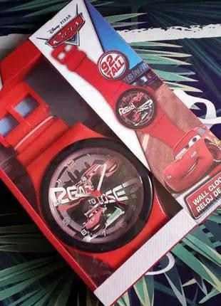 Часы на стену Тачки Original Disney