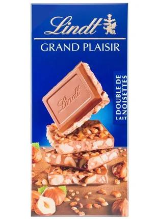 Швейцарский шоколад Lindt GRAND PLAISIR