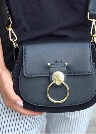 Клатч сумка в стиле chloe хлое кожа в расцветках