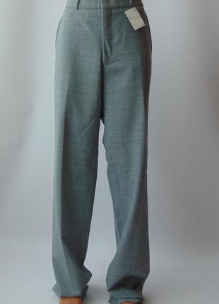 Серые брюки мужские harold