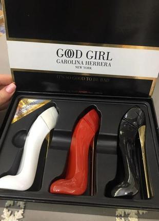 Подарочный набор мини-парфюмов