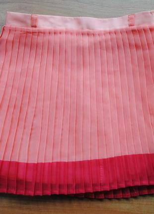 Дизайнерская юбка- плесировка jasper conran 6 лет