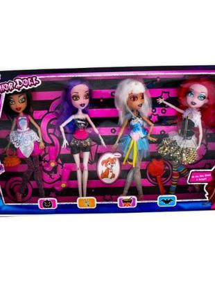 Кукла на шарнирах HIGH DOLL 12823B