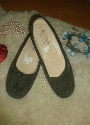 Мегакласні та зручні туфельки-мокасіни (туфлі, active wear. на...