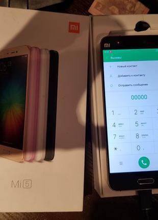 Xiaomi mi 5 (2 Sim)