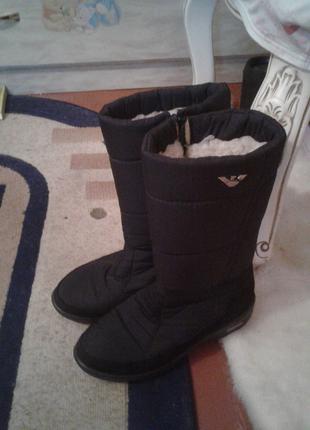 Зимние сапоги 40 размер