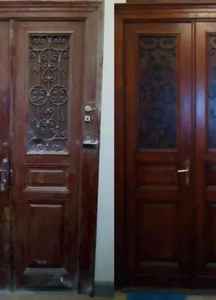Реставрація дверей,вікон
