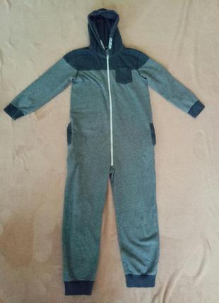 Пижама человечек для мальчика 10 - 11 лет