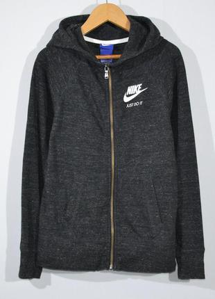 Худи nike c's zip hoodie