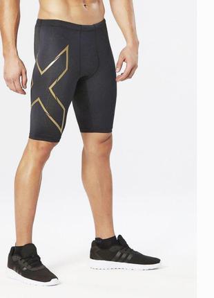 Компрессионные шорты elite mcs compression short 2xu+🎁