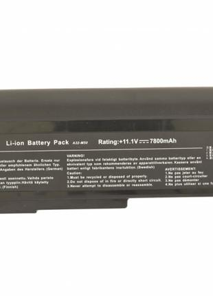 Аккумулятор Asus A32-M50 11.1V Black 7800mAh
