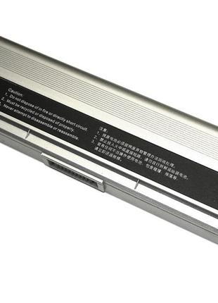 Аккумулятор Asus A32-U6 11.1V Silver 4400mAh